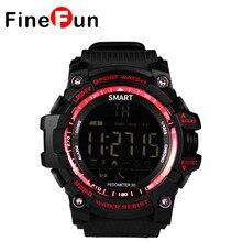 Finefun ex16 smart watch резервный два года эндрюс ios полная совместимость спорта на открытом воздухе глубина водонепроницаемый плавание дайвинг # a1614