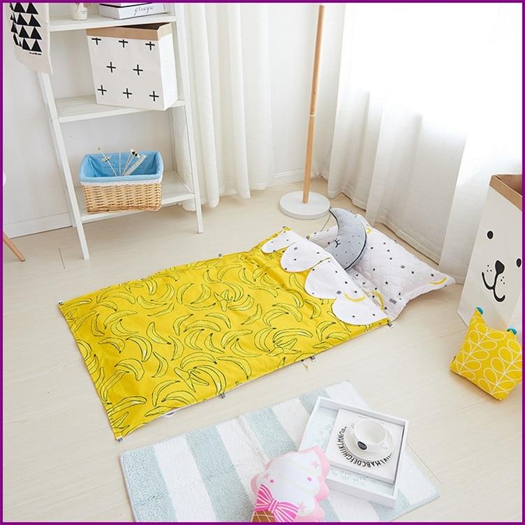 new Blanket cotton bedding sets sleeping bag children ...