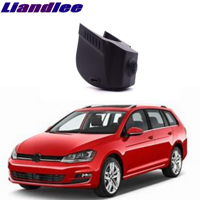 Liandlee For Volkswagen VW Golf MK5 A5 1K Mk6 A6 5K MK6 A7 2003~2018 Car Black Box WiFi DVR Dash Camera Driving Video Recorder liandlee for volkswagen vw golf mk5 a5 1k mk6 a6 5k mk6 a7 2003 2018 car black box wifi dvr dash camera driving video recorder