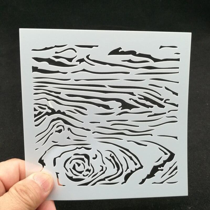 Tree Pattern  Pvc Layering Stencils For Diy Scrapbook Drawing Color Spray Stencil,painting Stencil,home Decor Diy Etc.