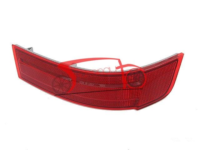 ФОТО 164820117439 Left Driver Tail Light Reflector For W164 GL350 GL450 Reflector Lamp