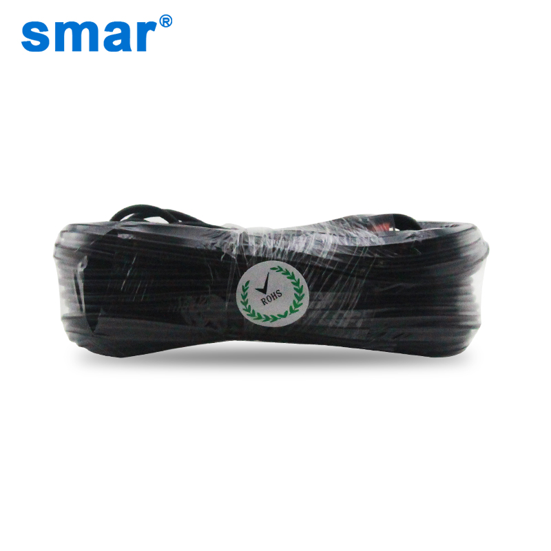 18.3m BNC Video DC Power CCTV Cable For Security Camera Cable Surveillance Accessories