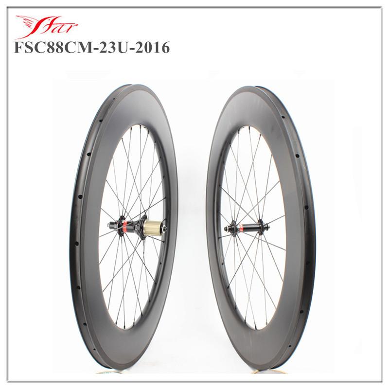carbon wheels 700c