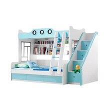 E1 фанерные детские двухъярусные кровати