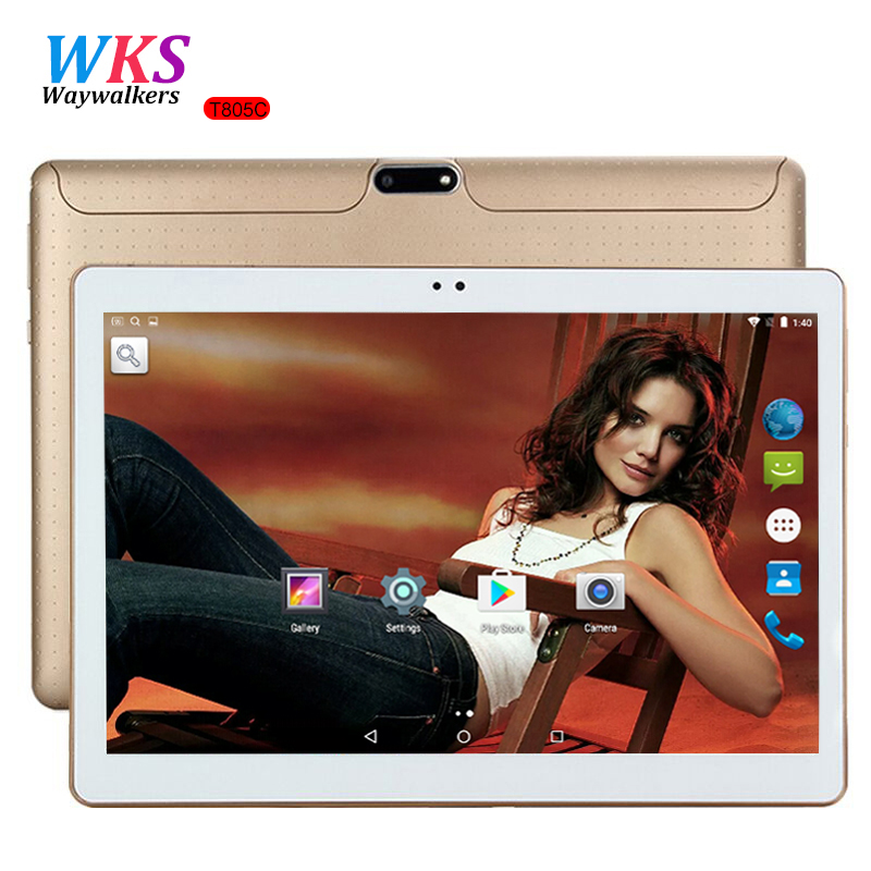 10.1 Inch tablet pc Android 5.1 Octa core 3G and 4G LTE Phone Calling 4GB RAM 64GB ROM MTK6592 GPS Bluetooth Tablets pcs 9 10 tablet pc octa core 8 inch double sim card t8 4g lte phone mobile metal android tablet pc ram 4gb rom 32gb 8mp ips wifi gps