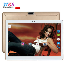 "10.1 Pulgadas tablet pc Android 5.1 Octa core 3G y 4G LTE Llamadas de teléfono 4 GB RAM 64 GB ROM MTK6592 GPS Bluetooth pc Tablets 9 ""10"""