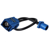 GPS Antenna Extension Cable Fakra C Male Plug To Female 5m For GPS Telematics
