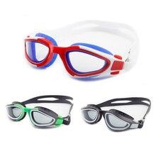 New Swim Goggles Male Female Swimming Glasses Anti-Fog Waterproof Eyewear Mask