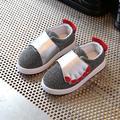 Child wedding shoes spring 2017 new fingers sneakers loafers boys girls running soft bottom designer kids shoes infantil 935