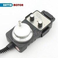 100 Pulse 5V MPG Handwheel Electronic Handwheel Handwheel Pulse Generator For Lathe Machine