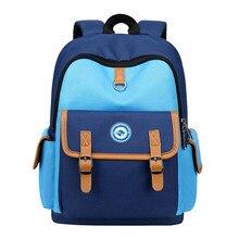 Водонепроницаемый рюкзак детей школьные сумки девушки парни Дети Детские сумки рюкзаки ранцы начальной школы мешок ребенок