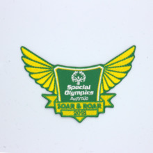 Aegismic personalized embroidery chapter DIY clothes patch customization