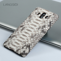 High end Python skin protective case For HUAWEI mate 20 lite case 20pro P30 P30plus Half pack shockproof Hard shell cover