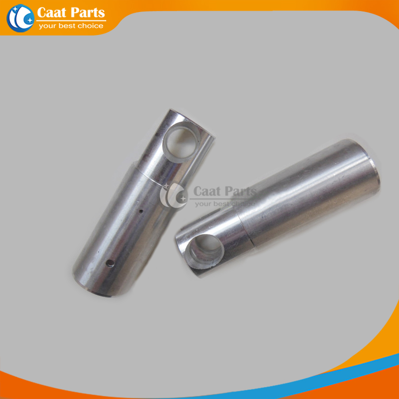 2PCS/LOT , Silver Tone Aluminum Electric Hammer Drill Piston for Makita HR2470 HR2450 , Free Shipping! 1pcs silver or gold tone aluminum metal electric hammer piston part cylinder for bosch gbh 2 26 2 20 2 24