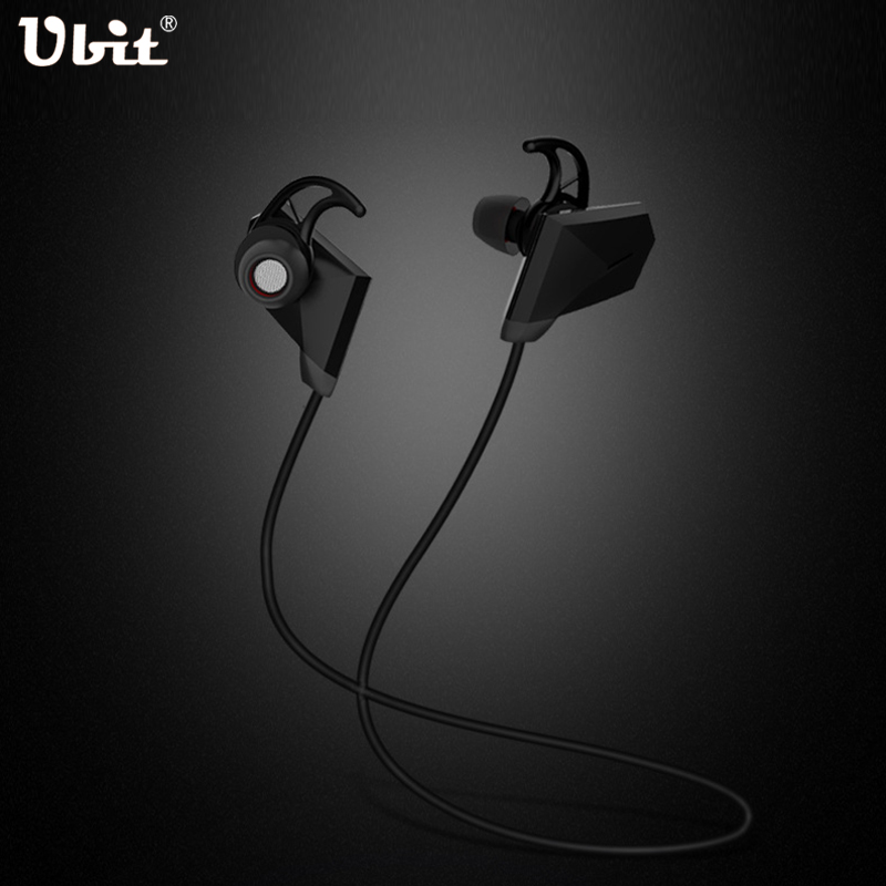 Ubit S7 Waterproof Sports Bluetooth Earphone Hands-free Calls Stereo Earbuds Headset Bass Wireless In-Ear Earphones with Mic smallest music phone calls hands free stereo bluetooth mini earphone headset for iphone 7 6 6 plus 5s 5c galaxy s5 note 3 4