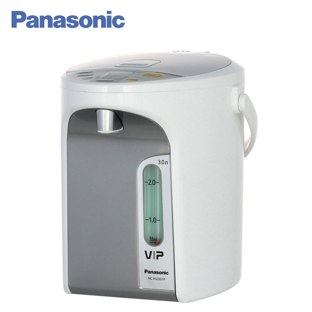 Panasonic Electric Air Pots NC-HU301PZTW kettle thermos glass pot kettle bank thermal t125 13a 110 250v nc terminal controller new kettle thermostat unused spare parts for electric kettle ek1709