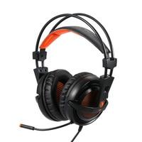 Siberia V2 Game Headphone Bass Over Head Headphones Headset With Microphone PC Computer Earphone