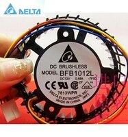 BFB1012L delta ventilador de la tarjeta gráfica pitch 35*39*45mm 12 V 0.48A Para Zotac 7.5 CM
