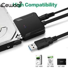 USB 3.0 IDE 、 SATA コンバータケーブルハードドライブコンバータ Jms578 変換ケーブルアダプタ Hdd の Sata Usb3.0 銅