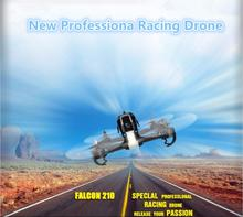 2017 new Racing RC drone brushless RTF S2-210 OSD 5.8G Gambar Modul transmisi 600 M Racer RC quadcopter dengan 600 TVL HD