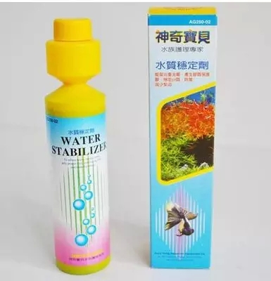 US $47 0 |Pokmon Water clarifier tank goldfish bowl turtle tank clean to  protect water quality purifying agent detergents-in Garages, Canopies &