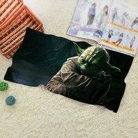 Mistrz Yoda Star Wars Podróży Swim Spa Ręcznik Plażowy dla Dzieci Dorosłych Dziecko Batoom Tekstylne 70*140