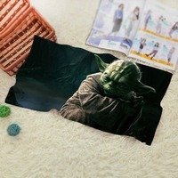 Master Yoda Star Wars Travel Swim Spa Beach Towel For Kids Adults Baby Bathroom Textile 70