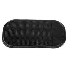 Car Anti-Slip Mat GPS Phone Holder Coins Pens Remote Control Mats Sunglasses Keys Sticky Pad Dashboard Place