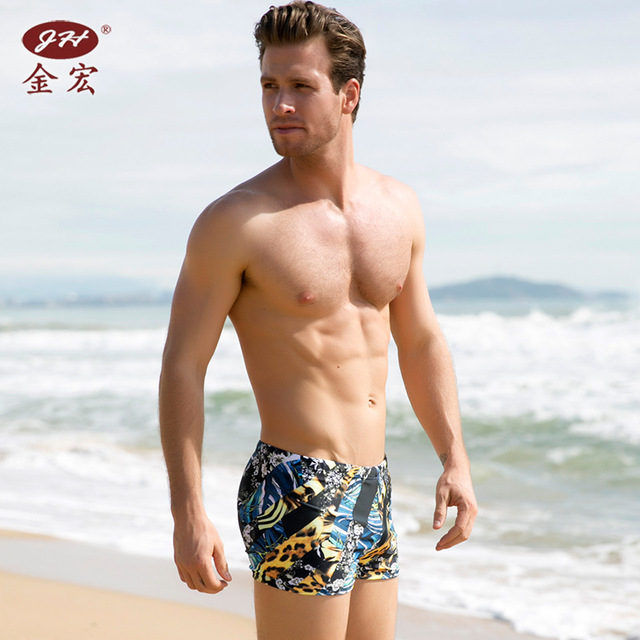 2017 brand sexy man swimsuit men 39 s swimming boxer trunks. Black Bedroom Furniture Sets. Home Design Ideas