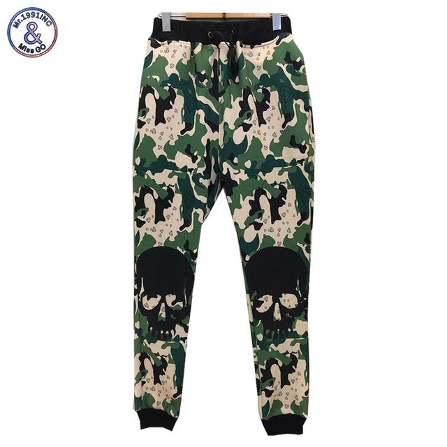 Mr.1991INC Camouflage style 3d pant Men/Women Fashion novelty Casual pant Army desgined long trousers Size S-XL p15