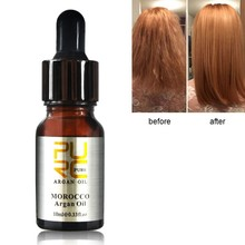 10ml Hair Beauty Moroccan Pure Argan Moisturizing Oil For Dr