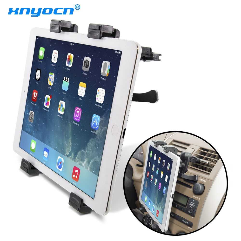 Universal 7 8 9 10 11 Inch Car Air Vent Tablet PC Stand Good Quality Mount Holder Stand For Car Suitable For Ipad Mini