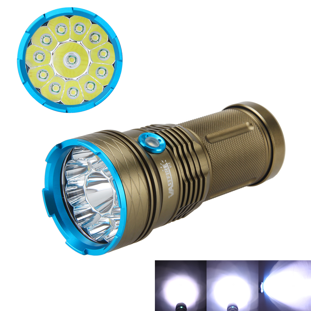 Waterproof 6000 LM 12x XML T6 LED Flashlight Torch Tactical Light Lamp for Camping Hunting sitemap 19 xml
