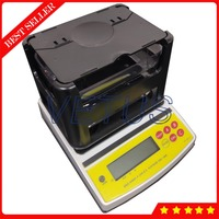 AU 300K Digital Electronic Gold Purity Testing Machine Analyzer with Precious Metal Platinum Density Tester Gold Karat Meter