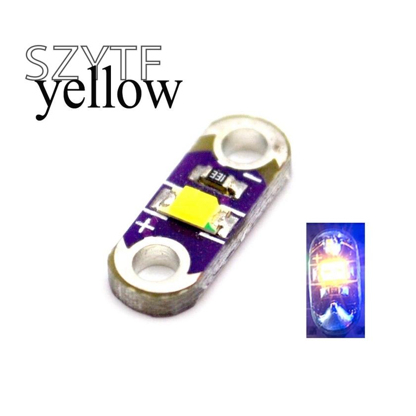 LilyPad LED Yellow Light