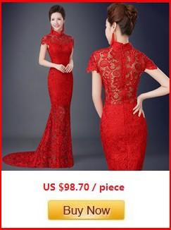 ... fishtail cheongsam wedding dresses brocade long traditional chinese  cheongsam wedding dresses cheongsam evening dresses (3) ... 600aaaa08da8