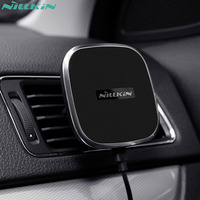 Nillkin Car QI Wireless Charger II Holder Magnetic Air Vent Mount Dock for Samsung S8 PlUS S7 For Lumia 950 XL For iphone X 8 8p