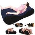 Надувная эротическая амурный стул диван кровать игрушечная, игрушечная мебель для влюбленных страсть любовь шезлонг пол диван бобовые сум...