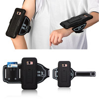 6 2 Inch Armband Gym Running Sport Arm Band Cover Case For Samsung Galaxy S8 Plus