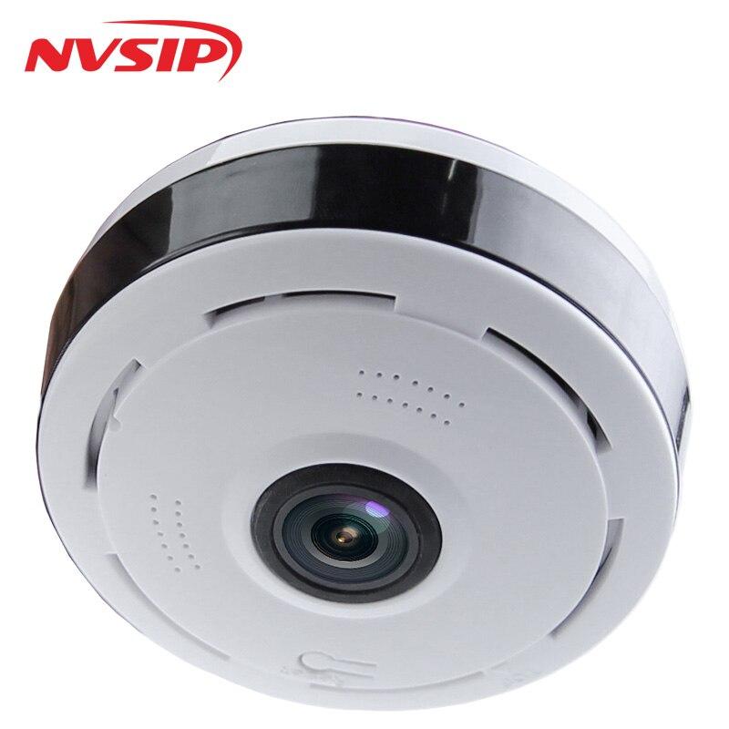 360 Degree VR Panorama Mini P2P Home Security IP Camera IR Night Vision 4.0MP HD Monitor Surveillance Security Camera