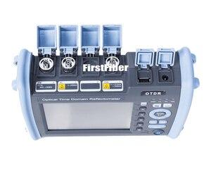 Image 4 - FF 990PRO S1 OTDR 1310/1550nm 35/33dB Reflectometer מובנה VFL OPM OLS מגע מסך, עם SC ST FC LC מחבר