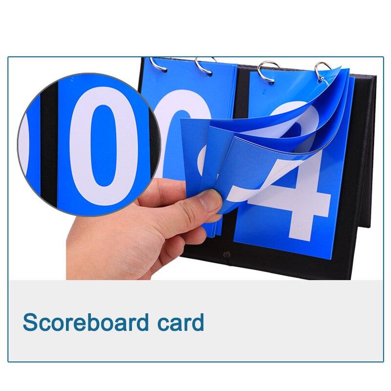 Multi Digits Scoreboard Sports Scoreboards For Tennis Basketball Badminton Football BHD2