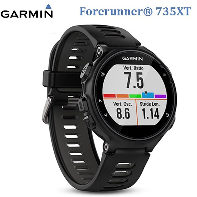 Garmin Forerunner 735XT GPSGLONASS Watch Muti Sport Wristwatch