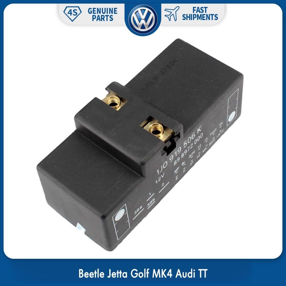 Cooling Control Radiator Fan Relay Module For Vw