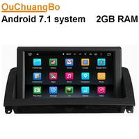 Ouchuangbo Car Audio Radio For Benz C W204 C200 2007 2011 With Wifi Bluetooth Mp3 Gps
