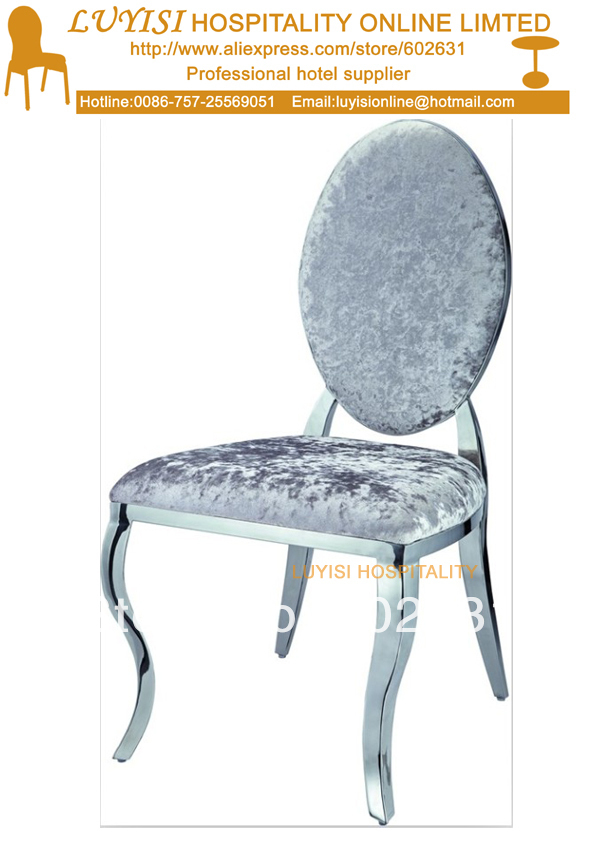Stainless steel Banquet chair LYS-D1,srong and comfortable,fast delivery блуза d lys d lys mp002xw1aue5