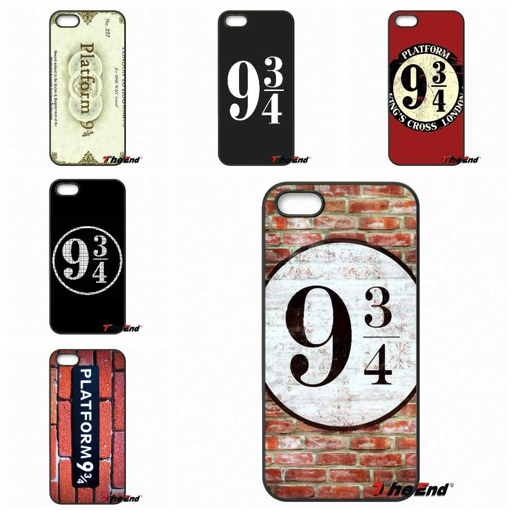 harry potter platform 9 3 4 cell phone Cover Case For iPhone X 4 ...