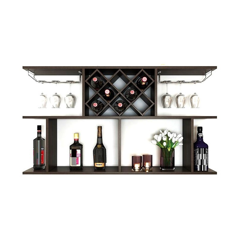 Kast Dolabi Armoire Salon Gabinete Mesa Hotel Sala Table Meube Shelves Cristaleira Shelf Commercial Bar Furniture Wine Cabinet