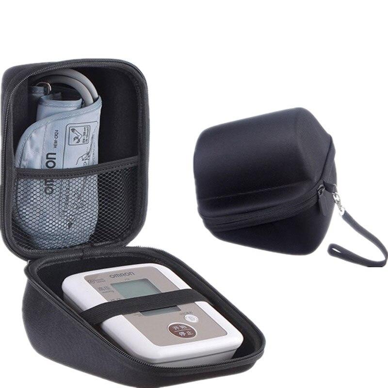 Противоударный Универсальный Приборы для измерения артериального давления датчик Организатор сумка для хранения Портативный eva коробка д...