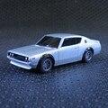 Alta Simulación Exquisita 1: 64 Nissan Skyline GT-R KPGC110 Mars serie de Colección de coches Diecast Modelo de Regalo